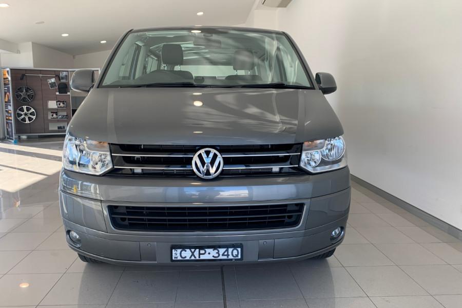 2015 Volkswagen Multivan T5 MY15 TDI340 Wagon