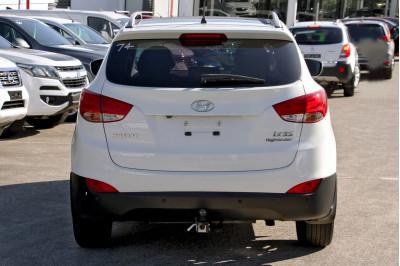 2011 Hyundai ix35 LM MY11 Highlander Wagon Image 5