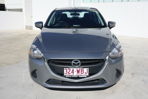 2015 Mazda 2 DL2SAA Neo Sedan