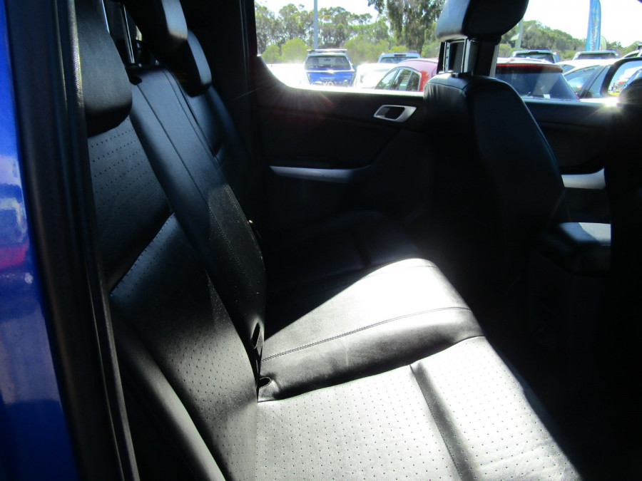 2012 Mazda BT-50 UP0YF1 GT Utility Image 11