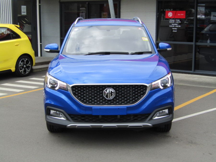 2021 MG Zs 1.5l 4at Excite SAVE $2000 OFF NEW Sports utility vehicle