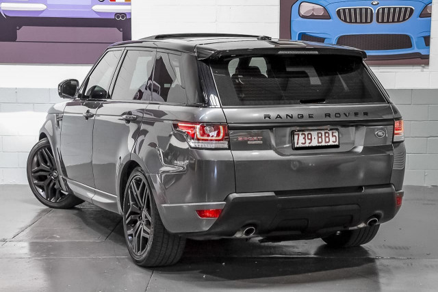 2016 Land Rover Range Rover Sport L494 MY16.5 SDV6 HSE Dynamic Suv Image 2