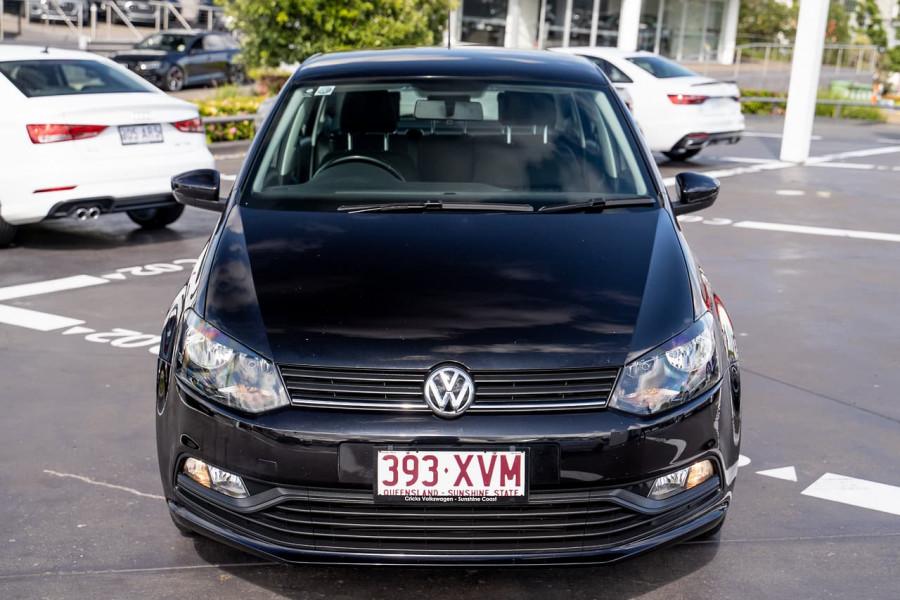 2017 Volkswagen Polo Trendline