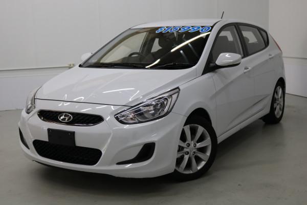 Hyundai Accent SPORT RB6 MY19