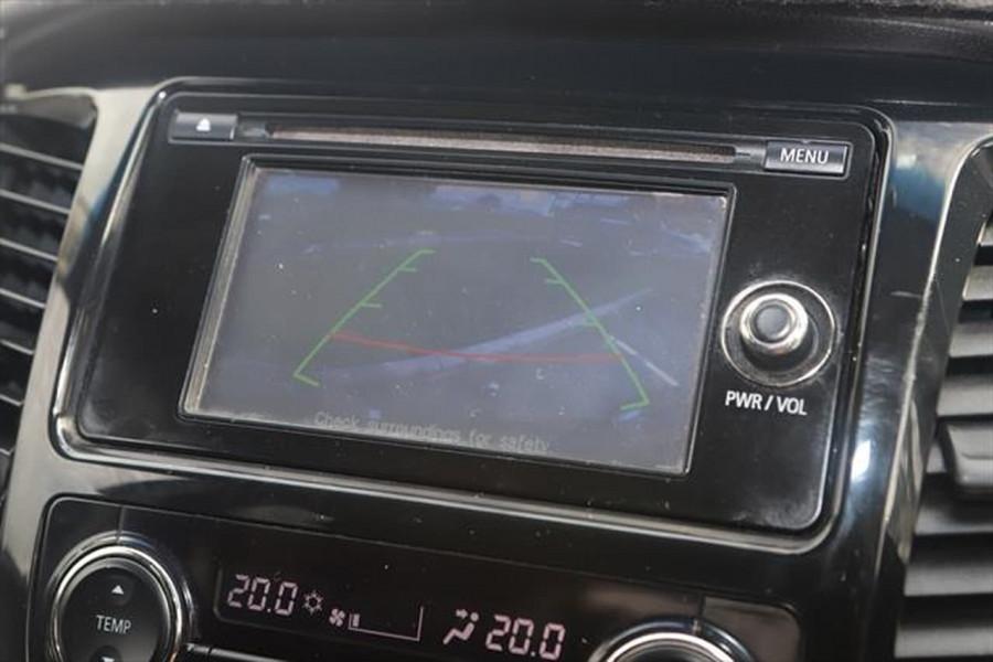 2015 Mitsubishi Triton MQ MY16 GLS Utility