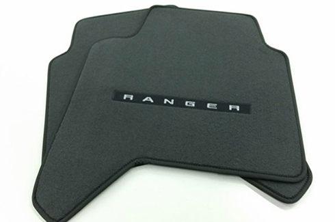 "<img src=""Mats carpet rear Ranger logo"