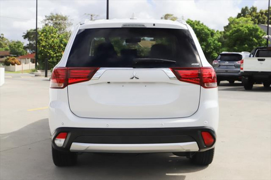 2017 Mitsubishi Outlander ZK MY18 LS Suv Image 3