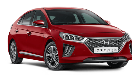 IONIQ Plug-In Hybrid IONIQ Plug-in Hybrid.<br>Two powertrains in perfect harmony.