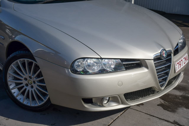 2004 Alfa Romeo 156 (No Series) MY04 JTS Selespeed Sedan Image 20
