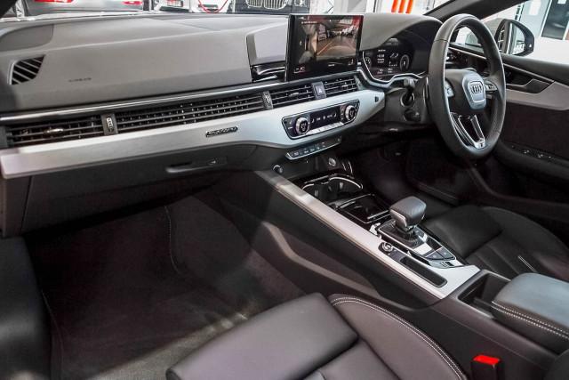 2020 Audi A5 F5 MY20 45 TFSI S line Hatchback Image 8