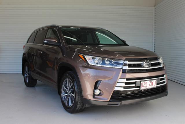 2018 Toyota Kluger GSU50R GXL Suv