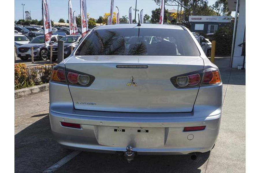 2013 Mitsubishi Lancer CJ MY14 ES Sedan