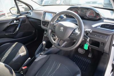 2012 Peugeot 208 A9 MY12 Active Hatchback