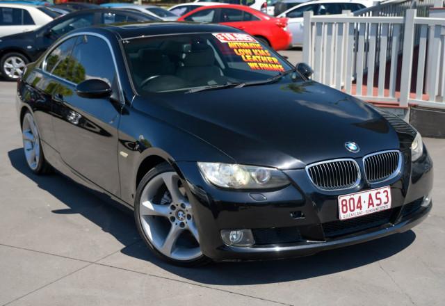 2007 MY08 BMW 3 Series E92 325i Coupe