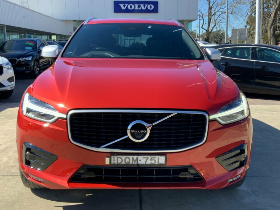 2017 Volvo XC60 DZ D5 Geartronic AWD R-Design Suv Image 2