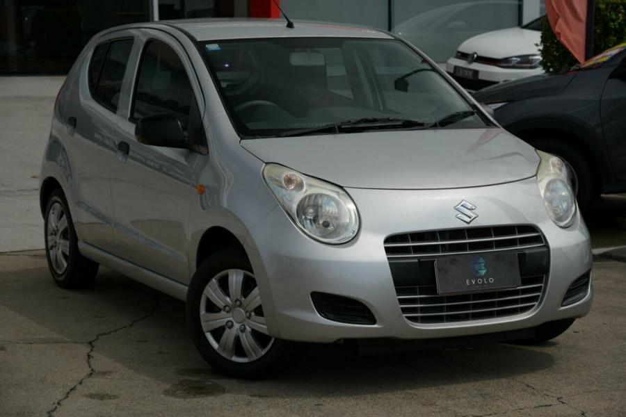 2010 Suzuki Alto GF GL Hatchback Image 1