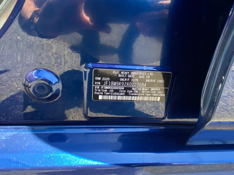 2010 Subaru Liberty B5  2.5i Sedan Image 17