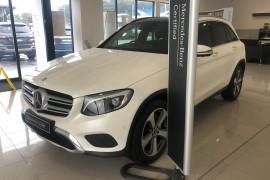 2017 Mercedes-Benz C Class X253 807MY GLC250 d Wagon Image 3
