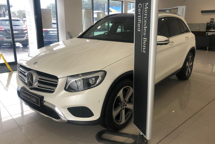 2017 Mercedes-Benz C Class X253 807MY GLC250 d Wagon