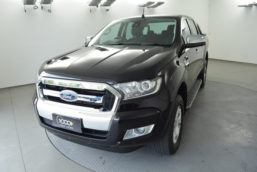 2017 Ford Ranger PX MkII XLT Dual cab Image 9
