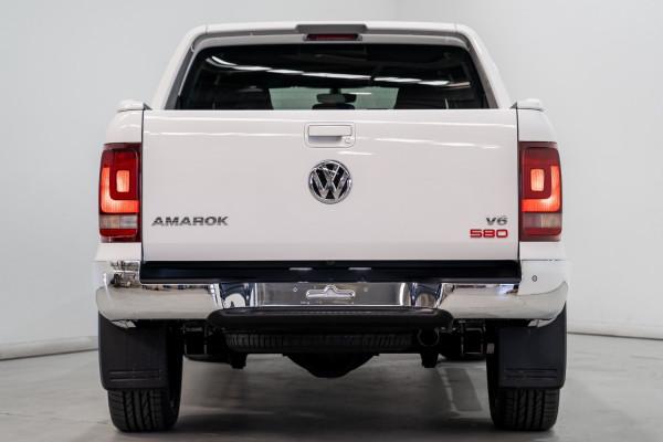 2021 Volkswagen Amarok 2H V6 Aventura 580 Utility Image 5