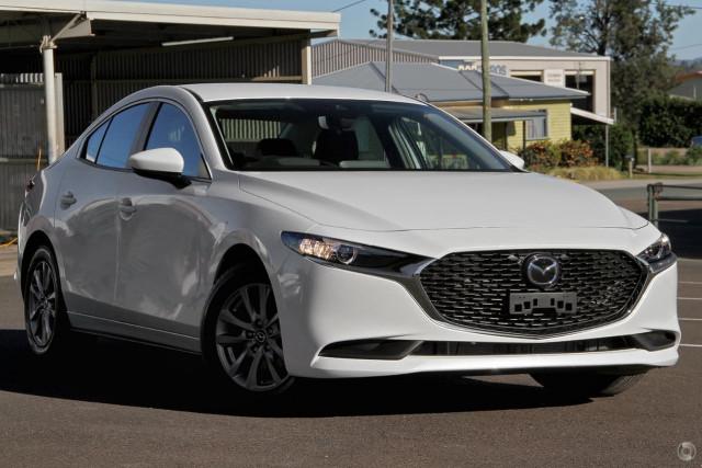 2019 Mazda 3 BP G20 Pure Sedan Sedan