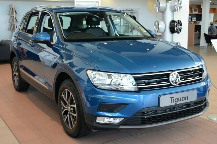 New 2016 Volkswagen Tiguan 306243 Brisbane Norris Motor