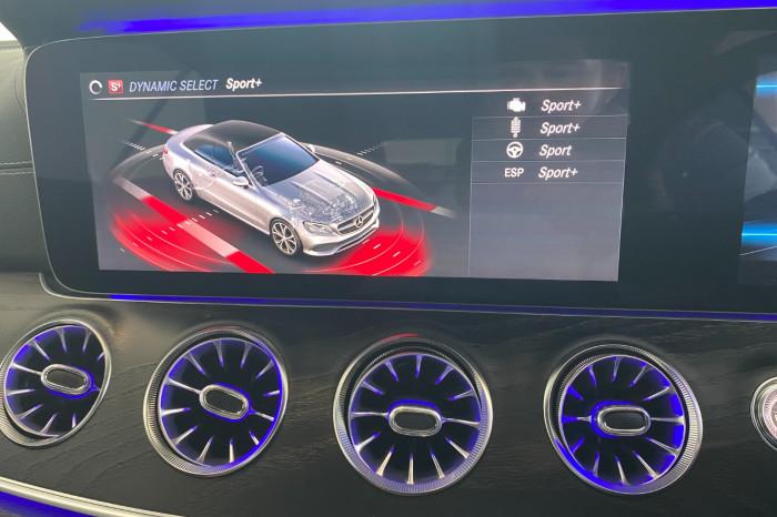 2020 Mercedes-Benz E Class Convertible Image 26