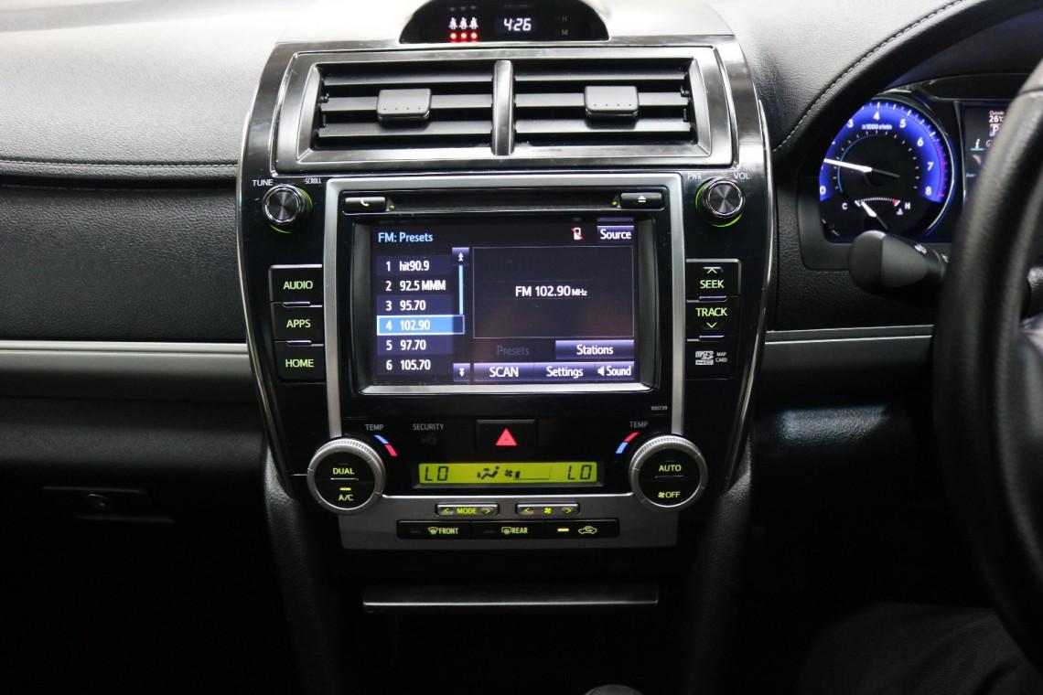 2017 Toyota Camry ASV50R ATARA S Sedan Image 12