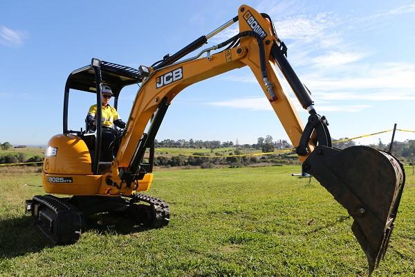 2021 JCB 8025 ZTS Mini Excavator (No Series) 8025 ZTS Mini Excavator Image 3