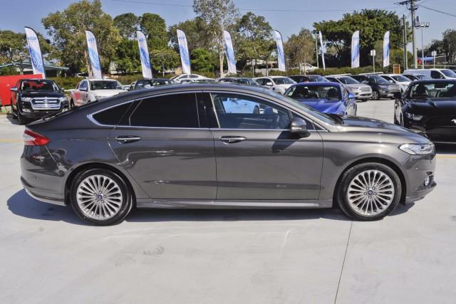 2016 Ford Mondeo MD Titanium Hatch Hatchback