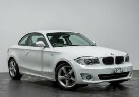 BMW 120i Steptronic E82 LCI MY11