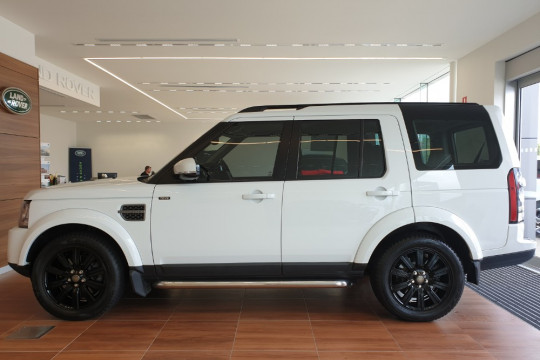 2014 Land Rover Discovery SERIES 4 L319 MY15 TDV6 Suv