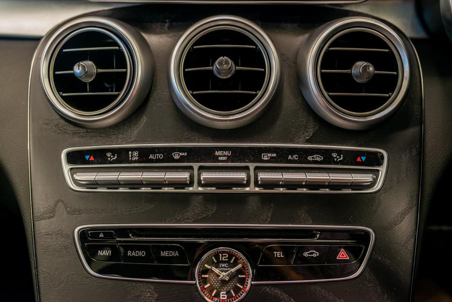2016 MY07 Mercedes-Benz C-class W205  C63 AMG S Sedan Image 33