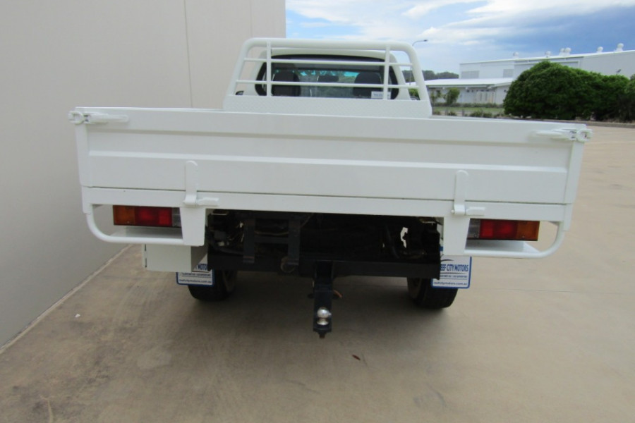 2014 MY15 Mitsubishi Triton MN MY15 GLX Cab chassis