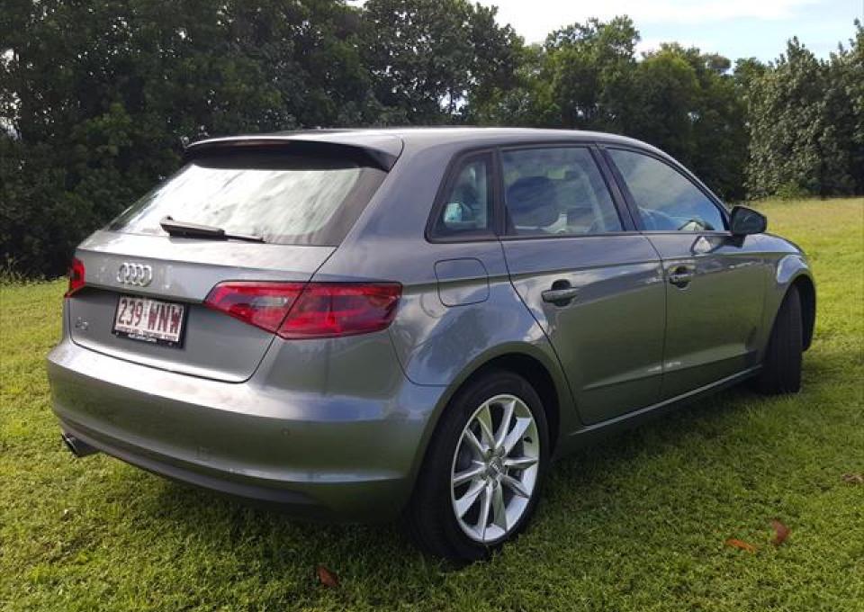 2015 MY16 Audi A3 Sportback Attraction Hatchback