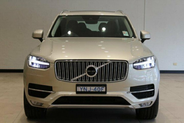 2017 MY18 Volvo XC90 L Series  T6 T6 - Inscription Suv Image 5