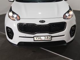 Kia Sportage SLi QL Turbo