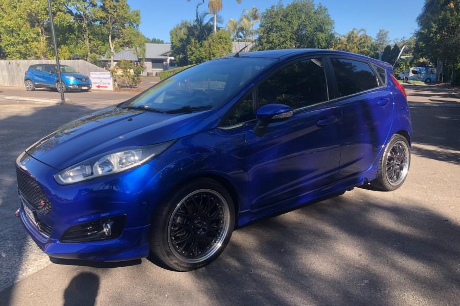 2014 Ford Fiesta WZ Sport Hatchback Image 5
