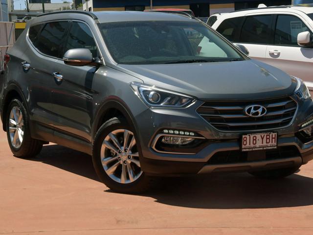 2017 MY18 Hyundai Santa Fe DM5 Series II Elite Suv