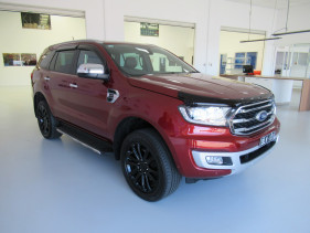 2019 MY19.75 Ford Everest UA II 2019.75MY TITANIUM Suv Image 5