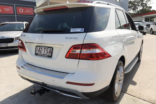 2014 Mercedes-Benz Ml Wagon Image 5