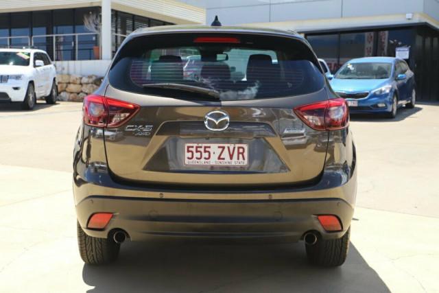 2016 Mazda CX-5 KE1032 Grand Touring SKYACTIV-Drive i-ACTIV AWD Suv Image 8