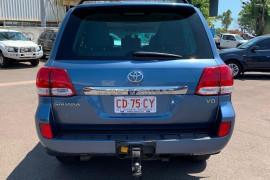 2009 MY10 Toyota Landcruiser VDJ200R  Sahara Suv
