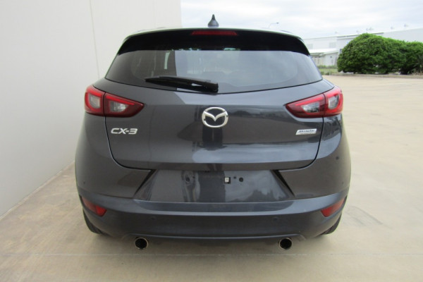 2016 Mazda CX-3 DK4W7A Akari Suv Image 4