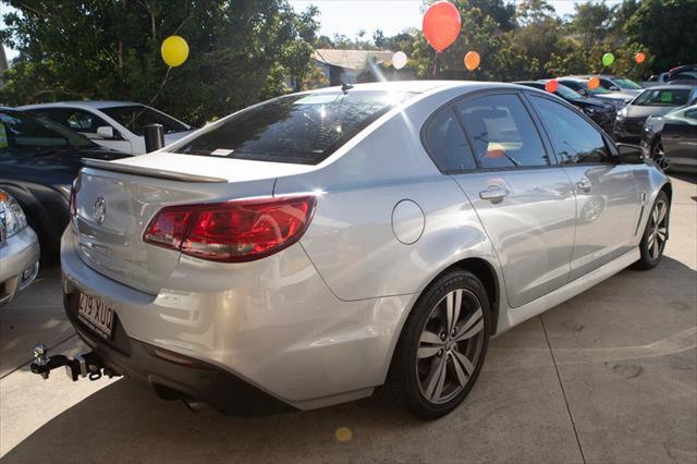 2013 Holden Commodore VF MY14 SV6 Sedan Image 3
