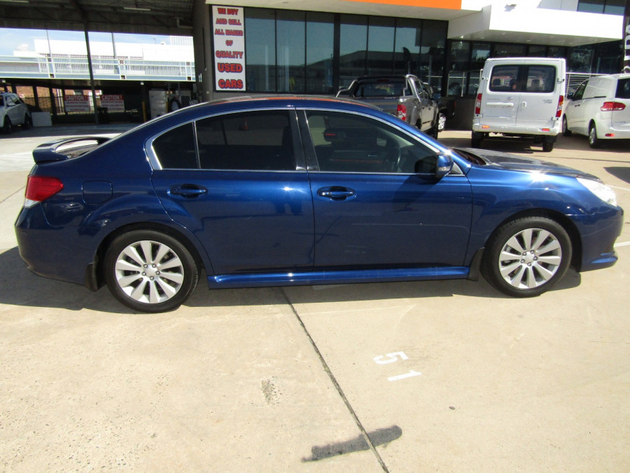 2010 Subaru Liberty B5  3.6R Premium Sedan Image 6