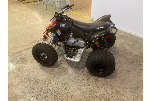 2018 BRP DS 90 X Other Image 3