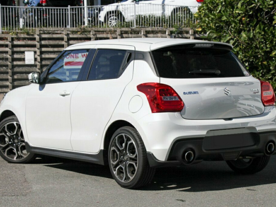 2018 Suzuki Swift Sport AZ Swift Sport Hatchback
