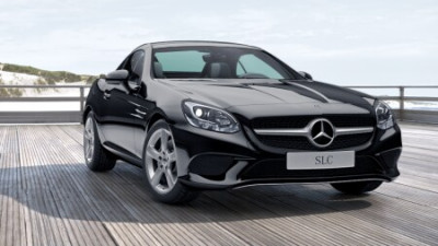 New Mercedes-Benz SLC Roadster